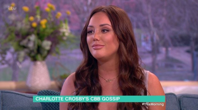 Charlotte Crosby confirms break-up from Stephen Bear after