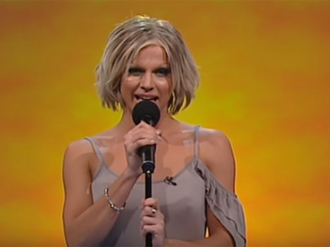 Courtney Act slayed as an Australian Idol contestant back in 2003