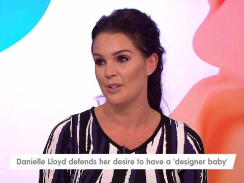 Danielle Lloyd defends plans to use gender selection to have a baby girl: 'I want that family balance'
