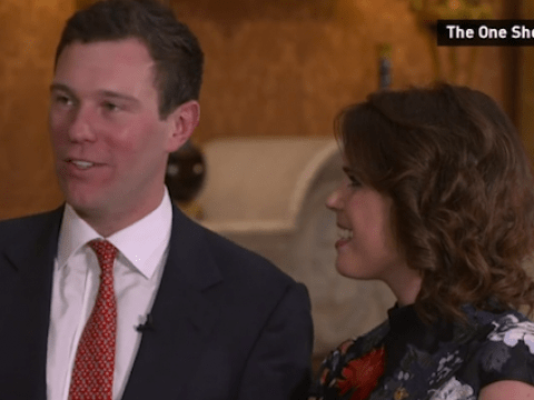 Princess Eugenie describes 'perfect moment' of engagement to Jack Brooksbank and reveals 'Granny was very happy'
