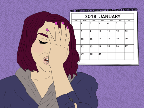 Is the 365-day photo challenge on Instagram damaging to our mental health?