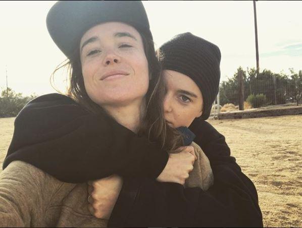 Ellen Page reveals she has married her 'extraordinary' girlfriend Emma Portner