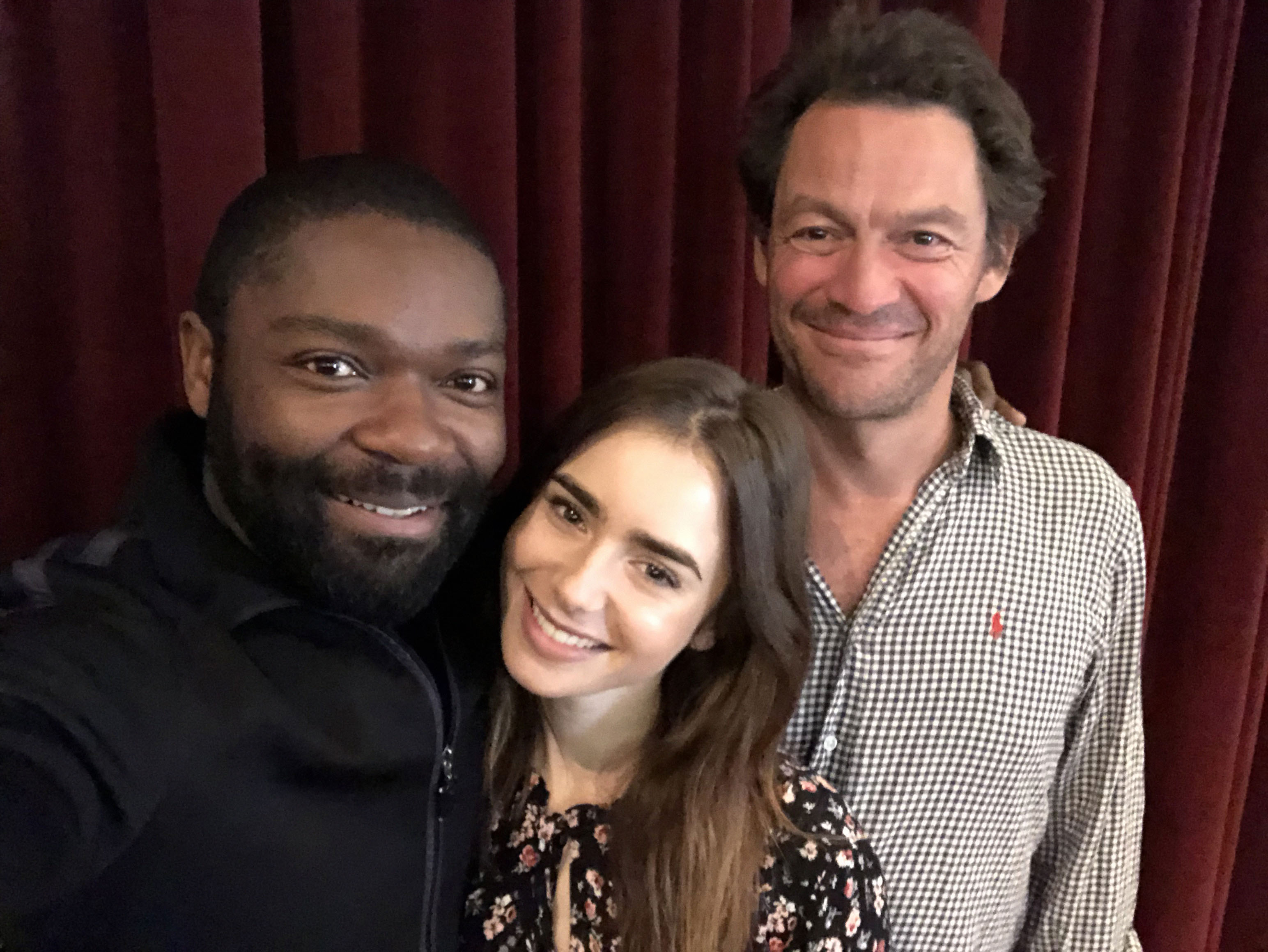 Dominic West, David Oyelowo and Lily Collins to lead new BBC adaptation of Les Miserables