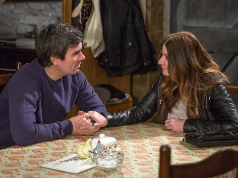 Emmerdale spoilers: Harriet Finch devastated as Cain Dingle ends their relationship for good
