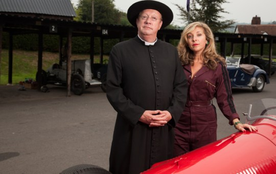When is Father Brown set and where is it filmed? | Metro News