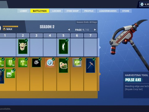 Fortnite Battle Pass season 2 is extended which means a longer wait for season 3