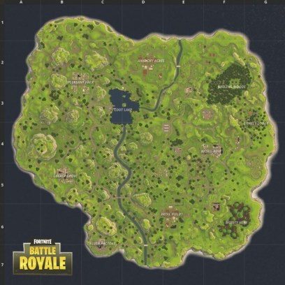 When is the Fortnite Battle Royale map update going to be