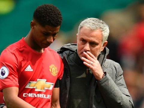 Marcus Rashford exit looms if Manchester United land transfer target Justin Kluivert