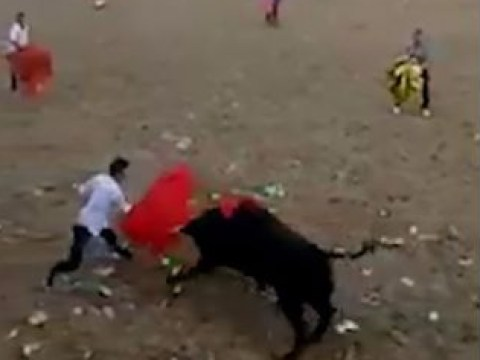 Man gored to death while baiting bulls during festival in Colombia
