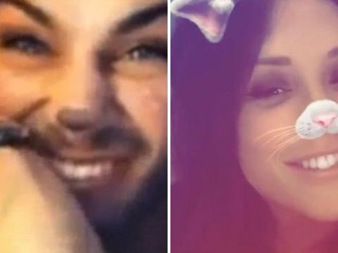 Charlotte Crosby confirms dating rumours after sharing topless video of Joshua Richie