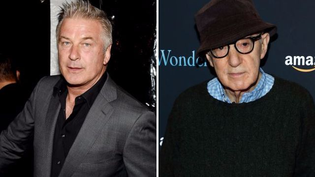 Alec Baldwin defends Woody Allen and brands criticism of director 'unfair'