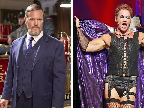 Former Neighbours actor Craig McLachlan denies sexual harassment allegations as he steps down from Rocky Horror stage show