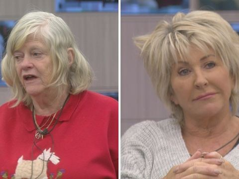 Celebrity Big Brother: Maggie Oliver confronts Ann Widdecombe in heated exchange over nominations