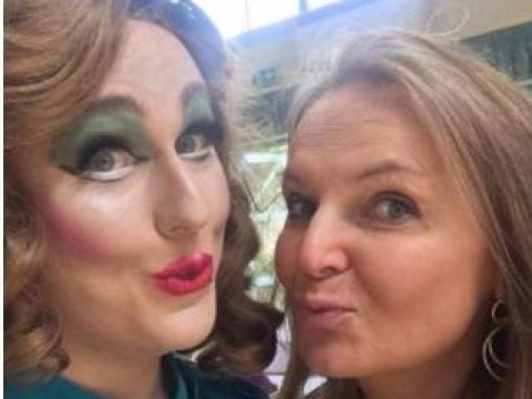 Drag queen who met CBB'S India Willoughby says 'she was fine with me' as viewers question star's phobia