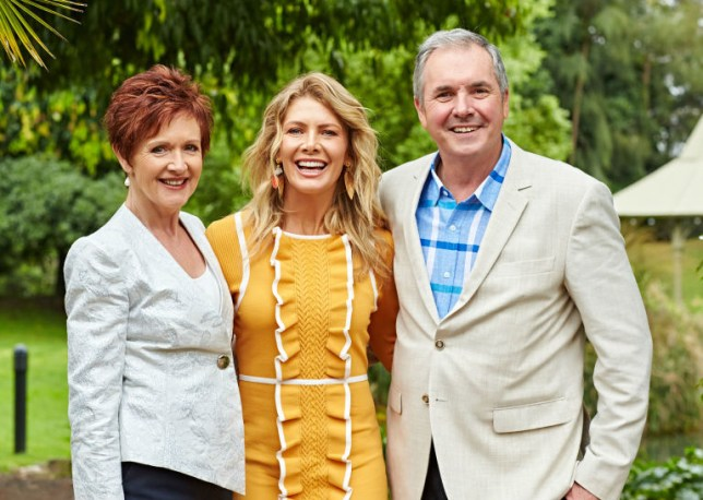 Izzy is back to take on Karl and Susan in Neighbours