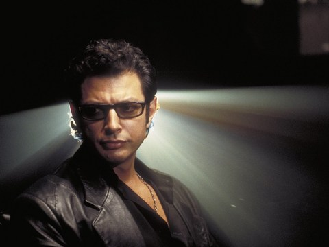 This is the difference between flirting and creeping according to Jeff Goldblum