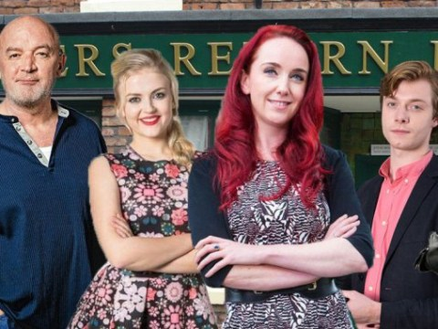 Coronation Street boss Kate Oates reveals when she is stepping down from the role