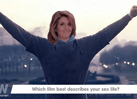 The Loose Women panel described their sex lives with film titles and it was all too much