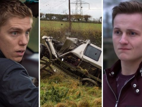 Emmerdale spoilers: Robert Sugden discovers that Lachlan White killed Chrissie and Lawrence?