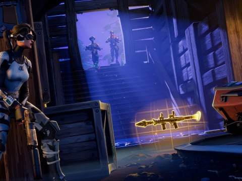 Fortnite servers are now working as players try map update for the first time