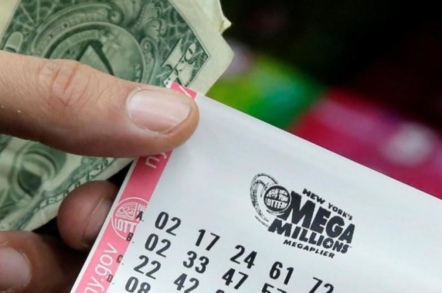 Mega Millions jackpot jumps again to $450m so quit your job