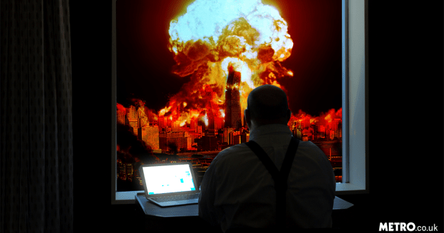 Hackers could cause nuclear war Getty images/metro.co.uk