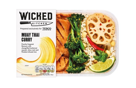 Tesco Launches New Vegan Range Of Sandwiches Pizzas And