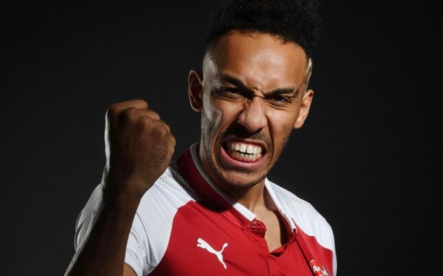 49ae5ca95 Arsenal confirm Pierre-Emerick Aubameyang will wear Thierry Henry s  legendary squad number
