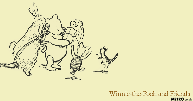 18 A A Milne quotes to live by for National Winnie the Pooh ...