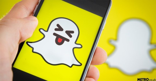 Snapchat is about to become a lot more annoying Getty / Metro.co.uk