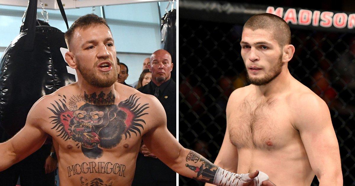 Khabib Nurmagomedov promises to eat Conor McGregor in UFC showdown