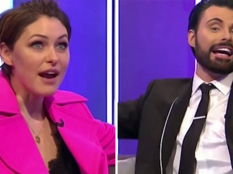 Celebrity Big Brother 2018 host Emma Willis drops a cheeky innuendo live on TV and the crowd are loving it