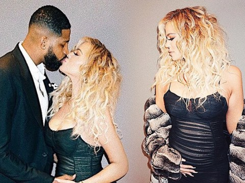 Pregnant Khloe Kardashian reveals she wants her daughter to inherit her famous bum