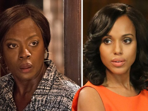 Scandal and How To Get Away With Murder are getting a crossover episode and we are so blessed