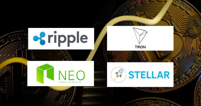 Buy Ripple, Tron, NEO or XLM and you could get as rich as the early Bitcoin traders