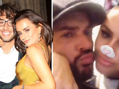 Pete Wicks and Amber Davies cosy up in Instagram story days after Kem Cetinay hints at reunion