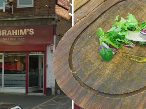 Restaurant fined £50,000 after refusing to stop serving food on boards that 'could not be cleaned'