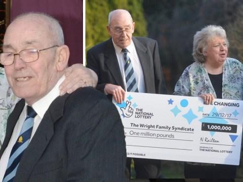 Great-granddad hid £1,000,000 lottery ticket in wife's underwear drawer
