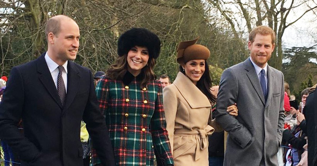 Mum who took photo of Royals at Christmas says it has changed her life