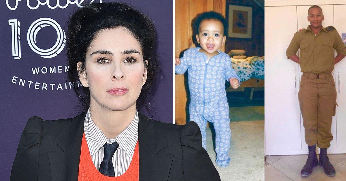 Sarah Silverman sparks anti-Israeli accusations with Instagram pic wishing nephew happy birthday