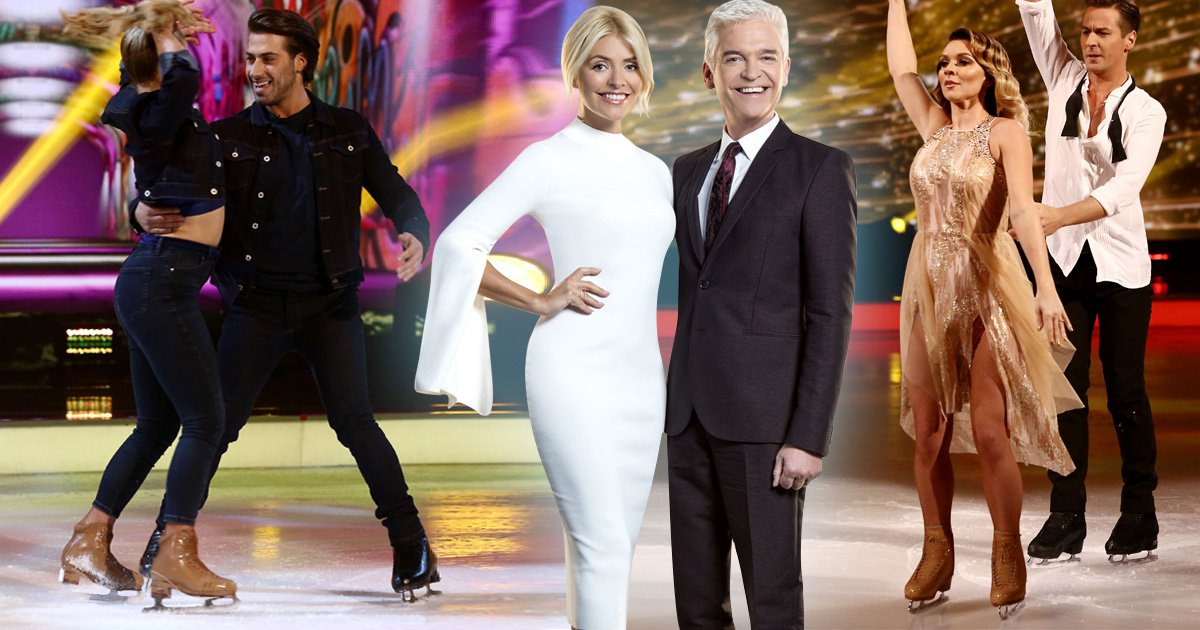 Everything that happened in the first episode of the Dancing On Ice reboot