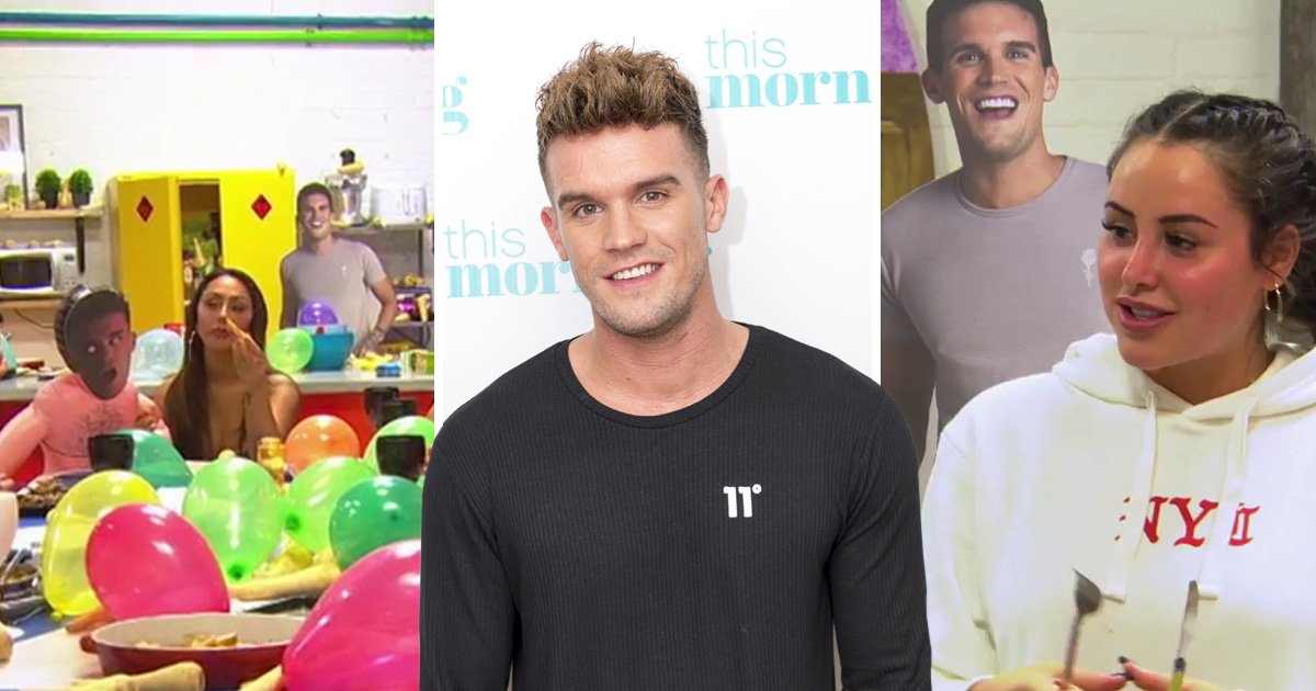 Geordie Shore house hosts parsnip party in Gary Beadle's honour as he leaves show for baby