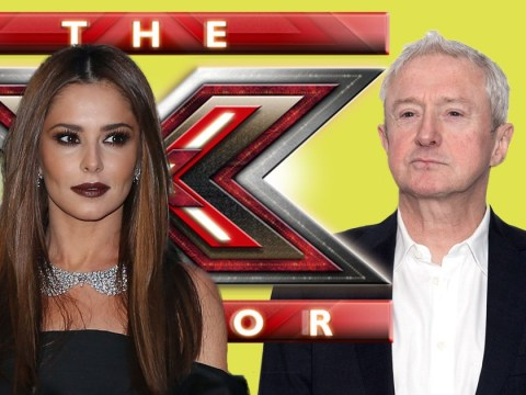 Cheryl won't return to The X Factor panel 'if Louis Walsh is on it'