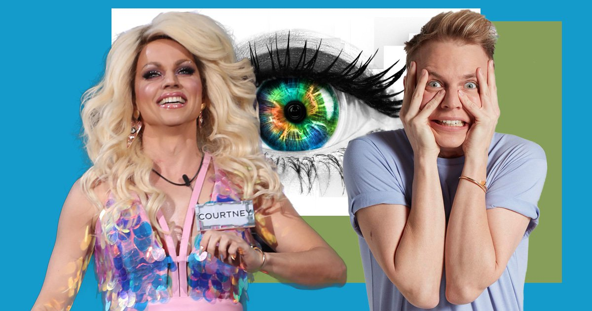 Courtney Act should totally be crowned the winner of Celebrity Big Brother