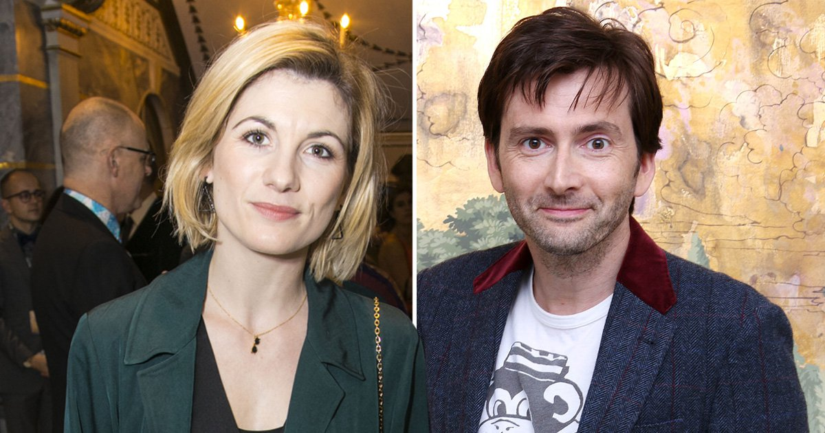 New Doctor Who star Jodie Whittaker has a 'little support group' made up of all the former Doctors