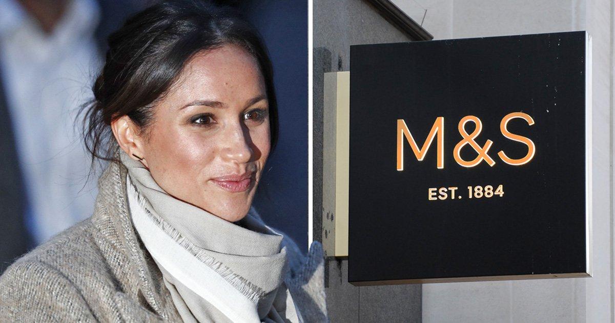 Meghan Markle Marks & Spencer