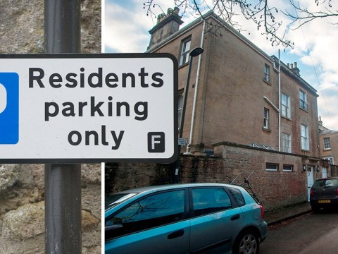 Someone is installing fake 'no parking' signs to stop drivers leaving cars