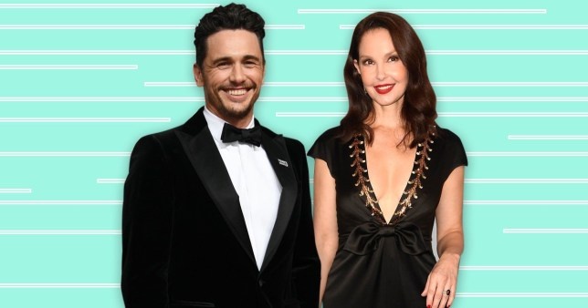 Ashley Judd says James Franco's response to allegations has been 'terrific'