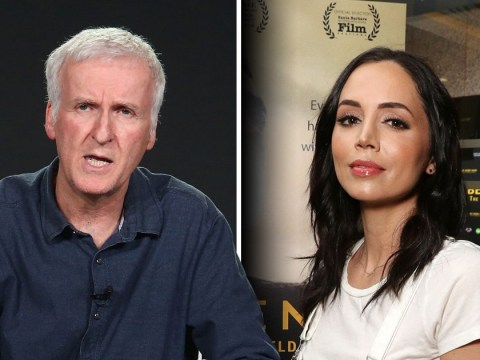 James Cameron backs Eliza Dushku 'very brave' for coming forward with True Lies sexual abuse claims