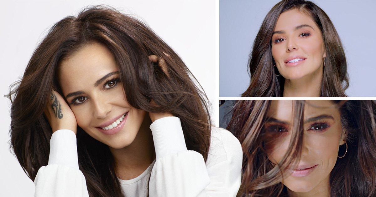 'I'm back': Cheryl's still got her mojo as she sizzles in new L'Oreal campaign